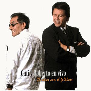 Cuti Carabajal y Roberto Carabajal アーティスト写真