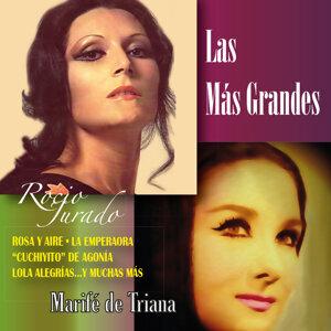 Rocío Jurado|Marifé de Triana 歌手頭像