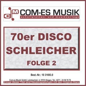 70er Disco Schleicher, Folge 2 歌手頭像