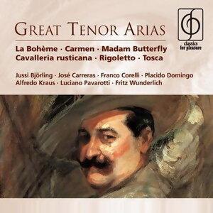 Great Tenor Arias 歌手頭像
