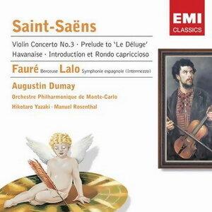 Augustin Dumay/Orchestre Philharmonique de Monte Carlo 歌手頭像