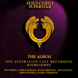 """Jesus Christ Superstar"" 1992 Australian Cast 歌手頭像"