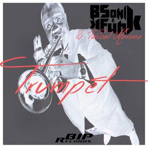 B. Sonik & K. Funk & Pascal Moreno アーティスト写真