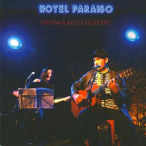 Cristina Blasco & Oscar Briz アーティスト写真