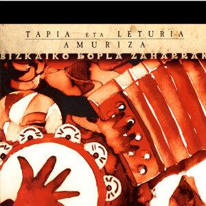 Tapia Eta Leturia + Amuriza アーティスト写真