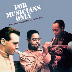 Stan Getz|Dizzy Gillespie|Sonny Stitt 歌手頭像