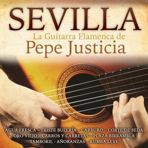 Pepe Justicia 歌手頭像