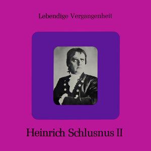 Heinrich Schlusnus II 歌手頭像