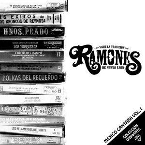 Los Ramones De Nuevo León アーティスト写真