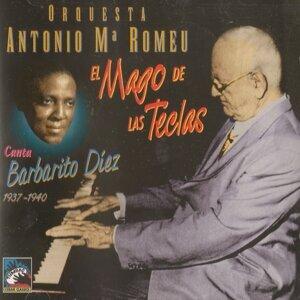 Orquesta Antonio Maria Romeu 歌手頭像