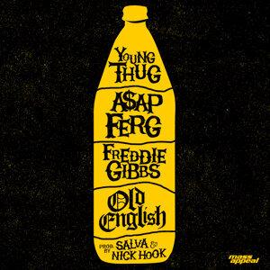 Young Thug, A$AP Ferg & Freddie Gibbs