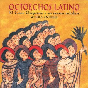Schola Antiqua, Juan Carlos Asensio Palacios, Román García-Miguel Gallego アーティスト写真