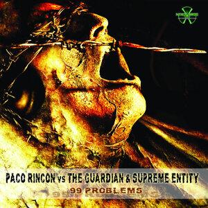 Paco Rincon,The Guardian,Supreme Entity 歌手頭像