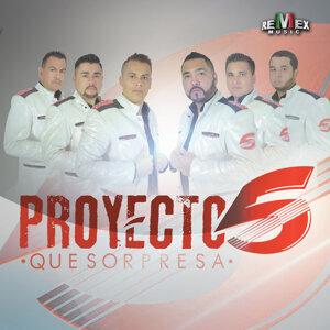 Proyecto 5 de Mazatlan Sinaloa 歌手頭像