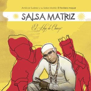 Amilcar Suárez y su Salsa Matriz アーティスト写真