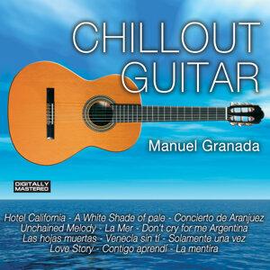 Manuel Granada: Chillout Guitar アーティスト写真