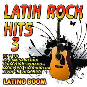 Latino Boom 歌手頭像