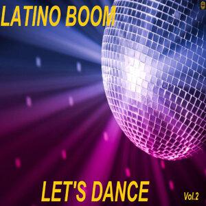 Latino Boom アーティスト写真
