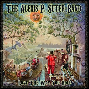 The Alexis P. Suter Band