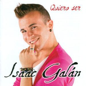 Isaac Galán 歌手頭像
