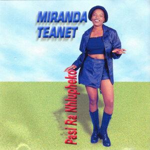 Miranda Teanet アーティスト写真