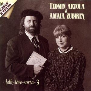 Txomin Artola  - Amaia Zubiria 歌手頭像