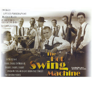 The Hot Swing Machine 歌手頭像