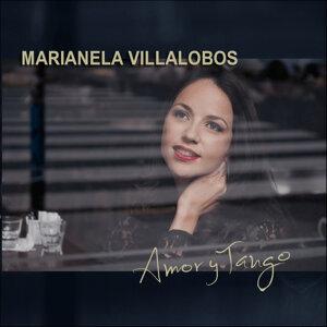Marianela Villalobos アーティスト写真
