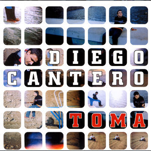 Diego Cantero アーティスト写真