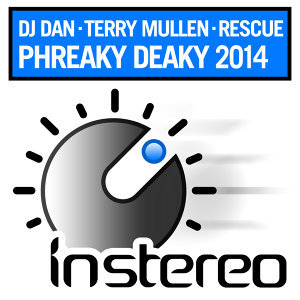 DJ Dan, Terry Mullen, Rescue アーティスト写真