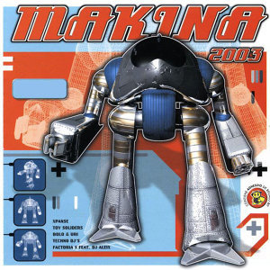 Makina 2003 Compilation 歌手頭像