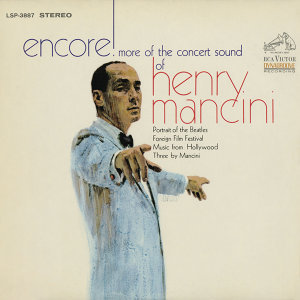 Henry Mancini & His Orchestra アーティスト写真