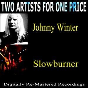 Johnny Winter, Slowburner アーティスト写真