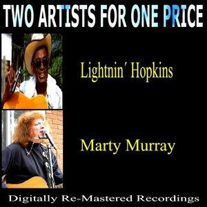 Lightnin' Hopkins, Marty Murray 歌手頭像