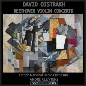 David Oistrakh With André Cluytens and the French National Radio Orchestra 歌手頭像