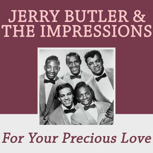 Jerry Butler, The Impressions