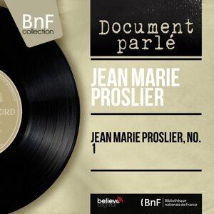 Jean Marie Proslier 歌手頭像
