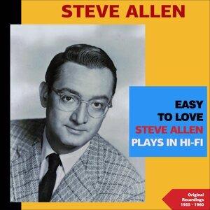 Steve Allen & His Orchestra アーティスト写真