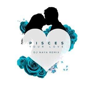 Pisces アーティスト写真