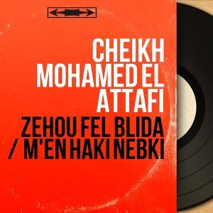 Cheikh Mohamed El Attafi アーティスト写真
