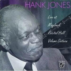 Hank Jones (漢克瓊斯)