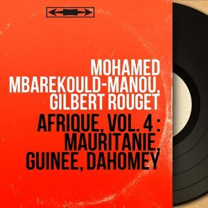 Mohamed Mbarekould-Manou, Gilbert Rouget アーティスト写真
