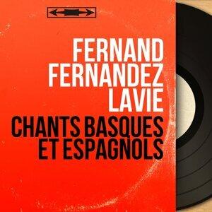 Fernand Fernandez Lavie アーティスト写真