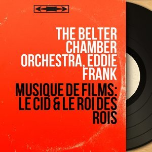The Belter Chamber Orchestra, Eddie Frank アーティスト写真