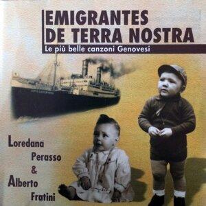 Loredana Perasso, Alberto Fratini 歌手頭像