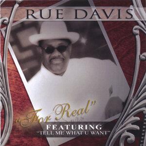 Rue Davis 歌手頭像