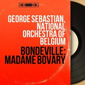 George Sebastian, National Orchestra of Belgium アーティスト写真