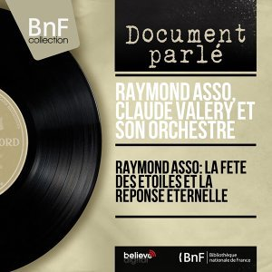 Raymond Asso, Claude Valéry et son orchestre アーティスト写真