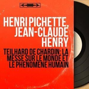 Henri Pichette, Jean-Claude Henry 歌手頭像