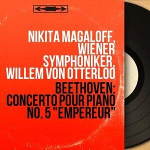 Nikita Magaloff, Wiener Symphoniker, Willem von Otterloo アーティスト写真
